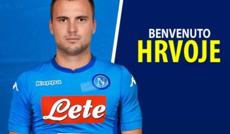 Calciomercato, Napoli: ufficiale, Hrvoje Milic è un nuovo calciatore azzurro. Il comunicato