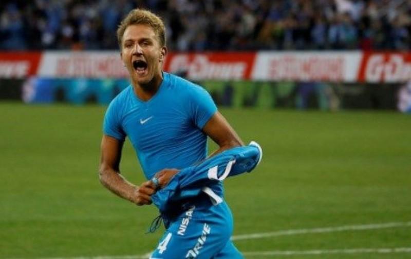 """Criscito deciso annuncia: """"Rifiuto il rinnovo, lascio lo Zenit! Voglio tornare in Italia  il mio obiettivo é la Nazionale"""""""