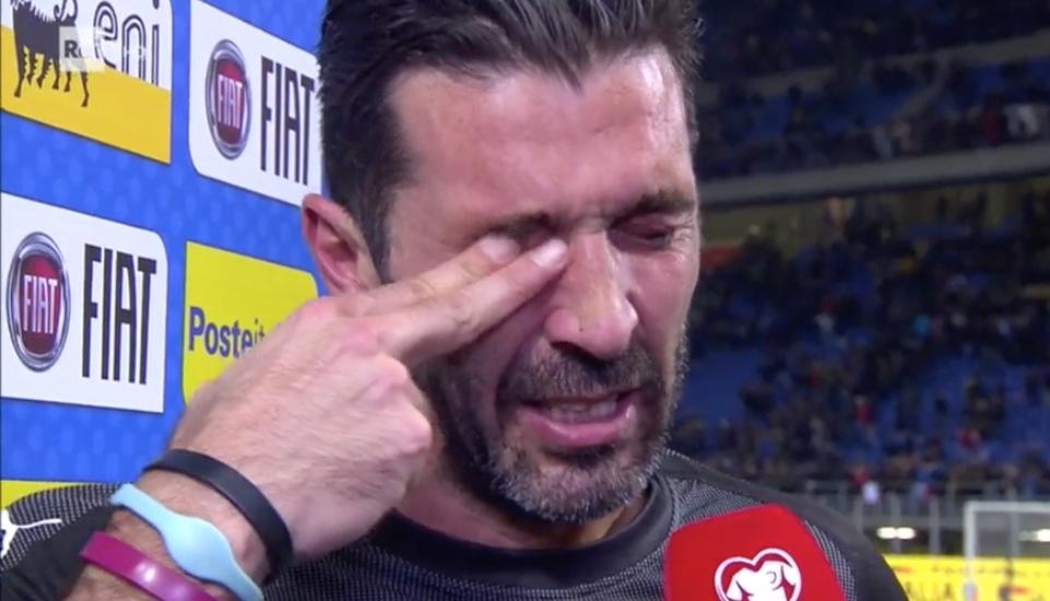 """VIDEO – Buffon, che frecciata al Napoli: """"Ho visto prima il Rennes con l'Arsenal. E poi ho visto un'italiana…"""""""