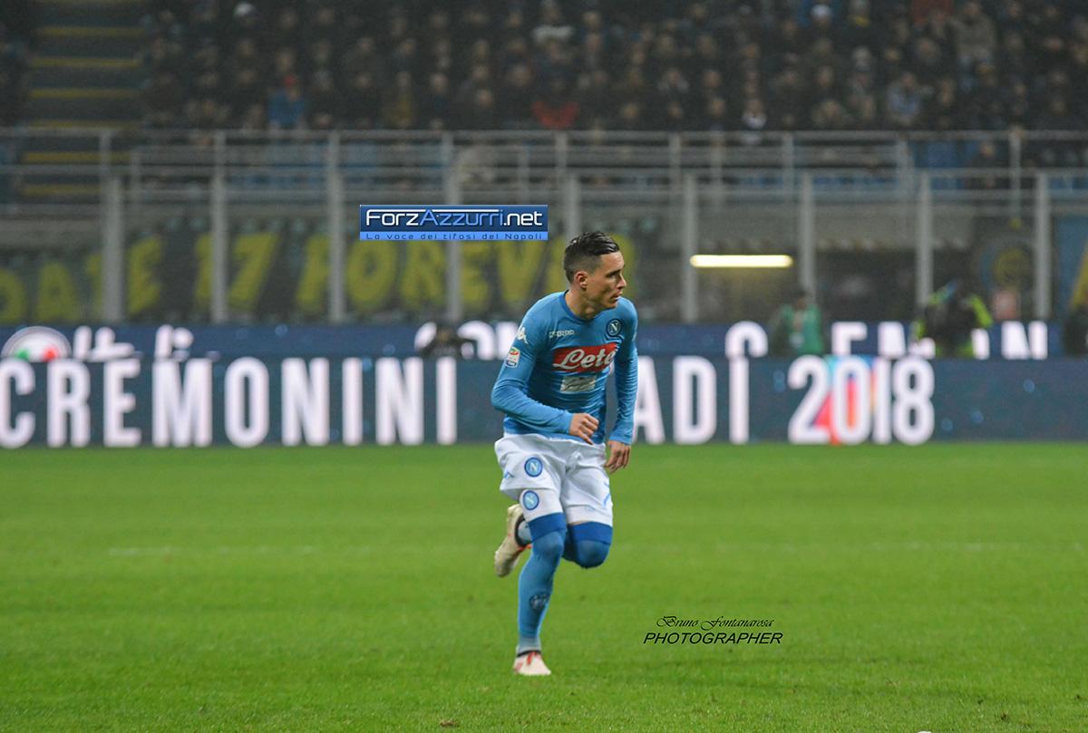 Record Callejon – Battuto anche Lionel Messi