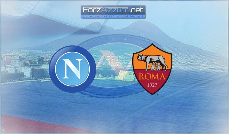 Napoli-Roma, streaming e tv: dove vedere la 9a giornata di Serie A
