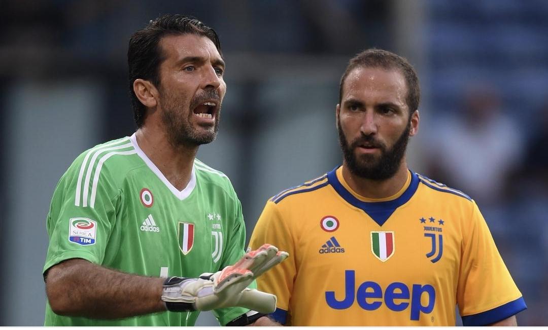 "Buffon ai microfoni di Sky: ""La Juve avrebbe vinto se fosse stata decisiva"""