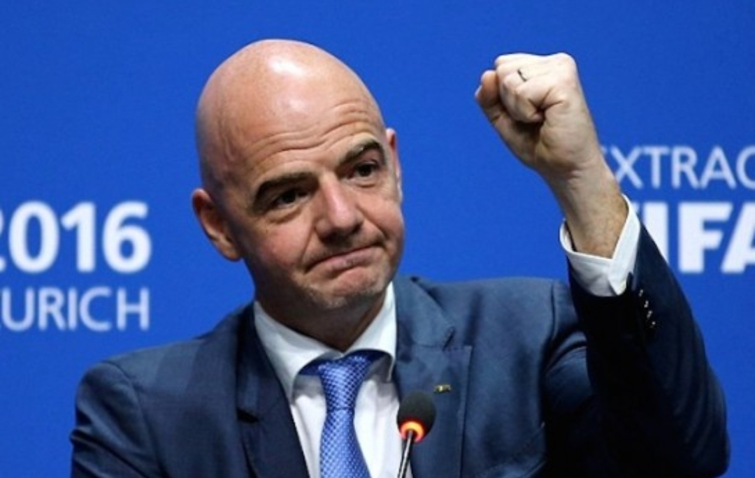CLAMOROSO – Club World Cup ogni anno, ecco l'idea di Infantino!