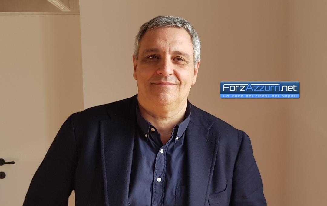 """ESCLUSIVA Forzazzurri.net – Maurizio De Giovanni: """"Il Napoli è ancora un cantiere aperto. Ecco chi prenderei per gennaio…"""""""