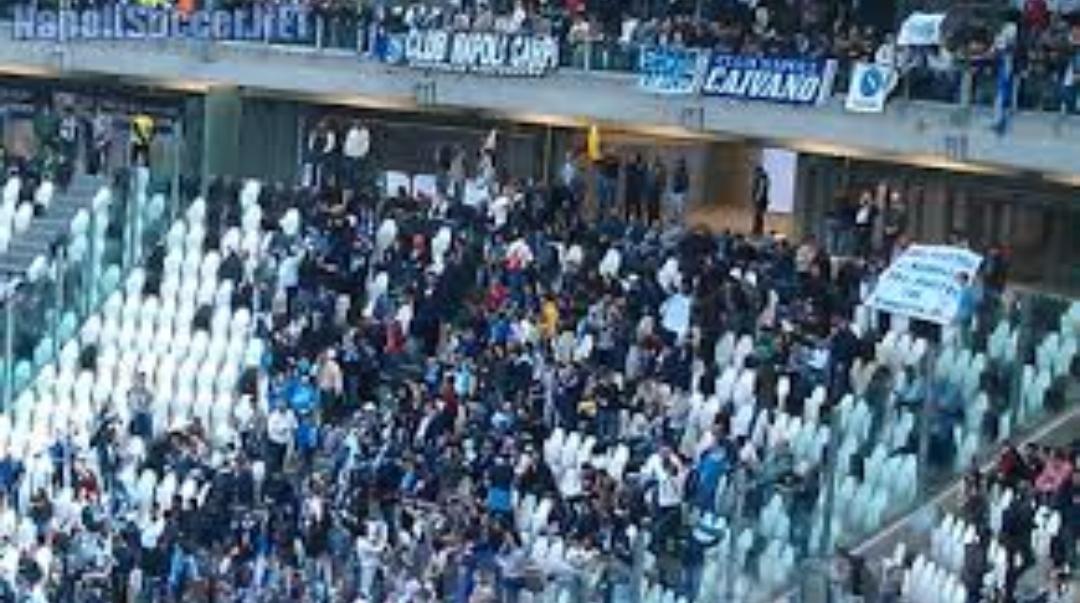 Caso Napoli tifosi