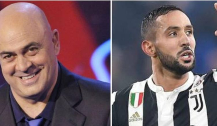 """Benatia, minacce pubbliche a Maurizio Crozza: """"Ti aspetto Vinovo..."""" [FOTO]"""