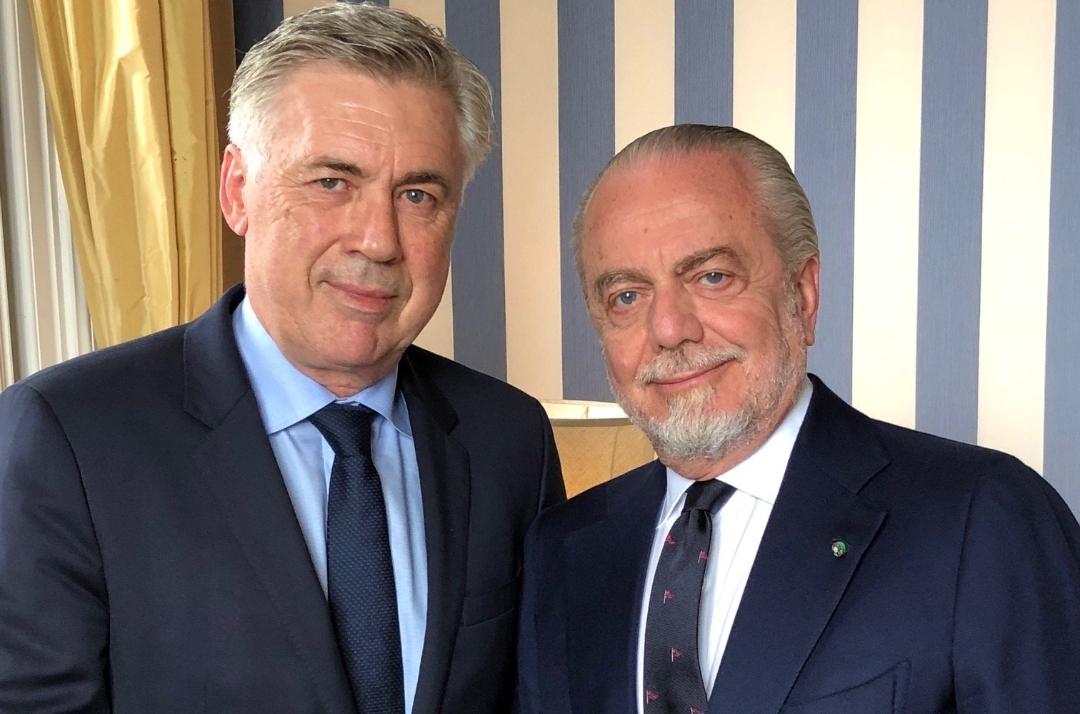 Ammutinamento Napoli ADL e Ancelotti