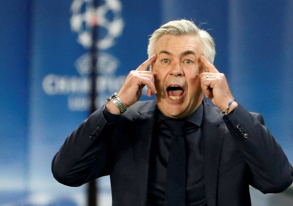 Idee chiare per Ancelotti, richiesti tre top players
