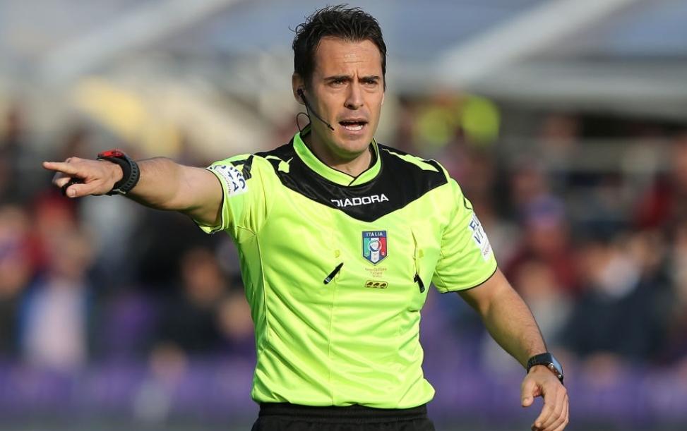 """Gavillucci, ex arbirtro: """"Samp-Napoli? La fermerei ancora. Nicchi si sbaglia"""""""