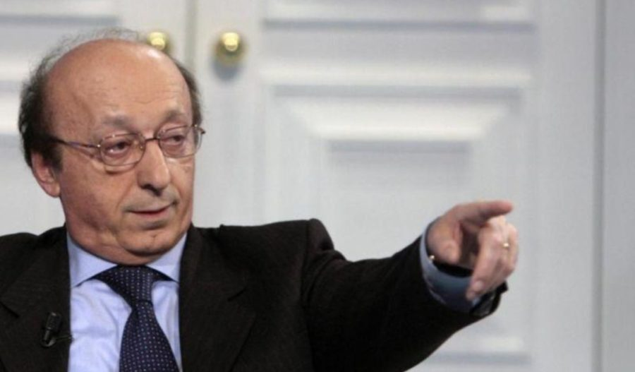 """Luciano Moggi: """"Coronavirus? E' come Calciopoli, in Italia s"""