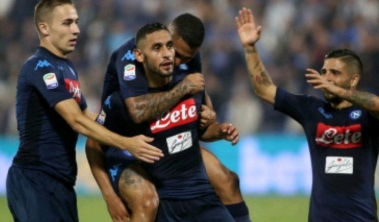 Napoli-Torino, torna Ghoulam! L'algerino tra i convocati per domani