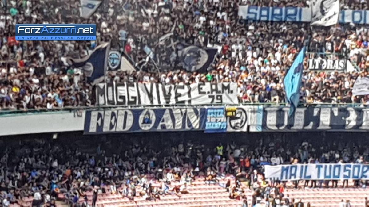 Ira dei tifosi sul web per il rincaro biglietti. Dialogo sul San Paolo inesistente