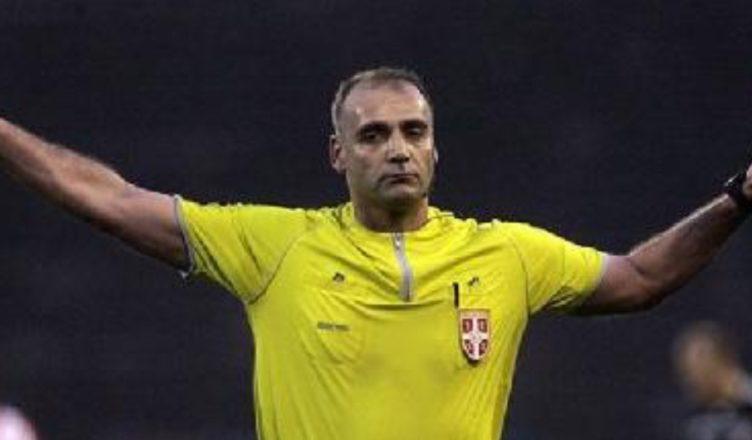 Rigore inesistente, arbitro arrestato per abuso di ufficio