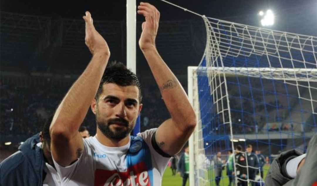"KKNapoli, Palmieri: ""Albiol ha un età"""