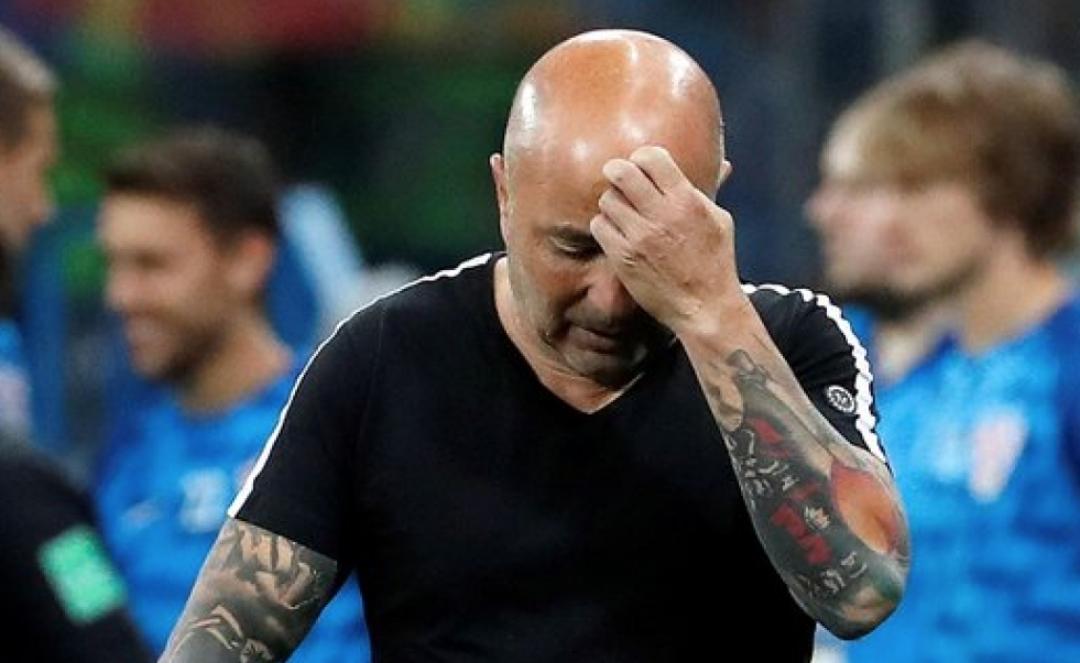 """ARGENTINA- Ecco i nomi dei calciatori che vogliono """"far fuori"""" il ct Sampaoli"""