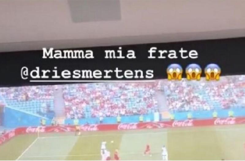 """VIDEO – Belgio-Panama, prodezza Mertens: il gol più bello dei Mondiali! Arriva l'esultanza social di Allan: """"Mamma mia fratè!"""""""