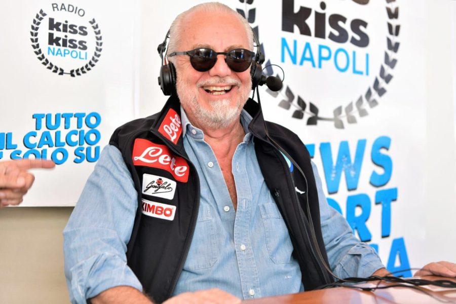 "Adl a Kiss Kiss Napoli: ""Dopo una gran difesa, servono i gol"