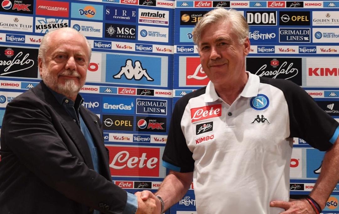 """Rai, Biazzo: """"De Laurentiis è un vero numero uno. Marotta con lui?"""""""