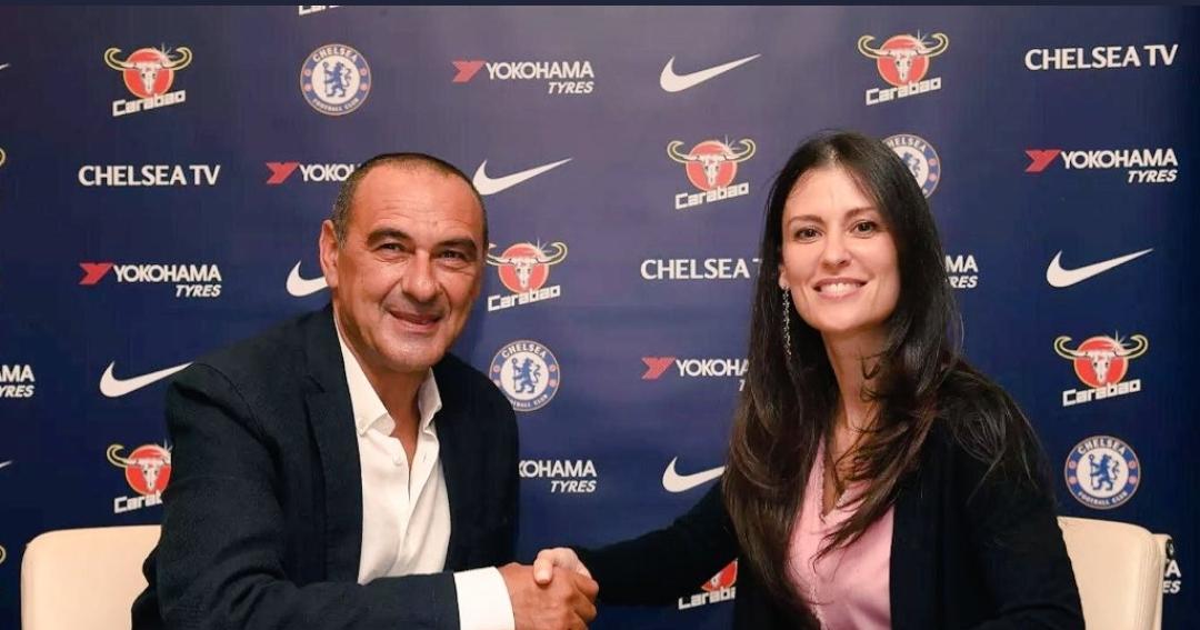 """Chelsea – Morata: """"Rispetto a Conte con Sarri…"""""""