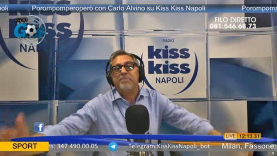 """Carlo Alvino: """"Domani potrebbe esserci l'esordio per il nuovo acquisto del Napoli"""""""