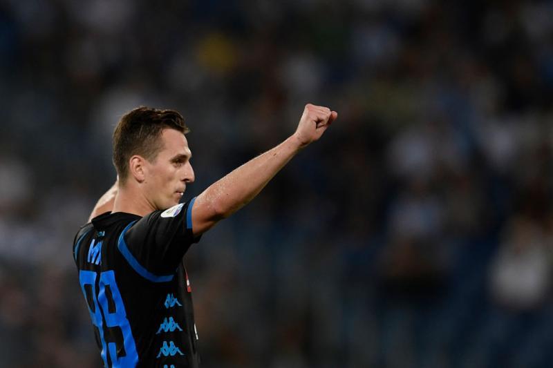 Calciomercato – Arek Milik alla Juve, con l'arrivo del nuovo allenatore Pirlo salta tutto?