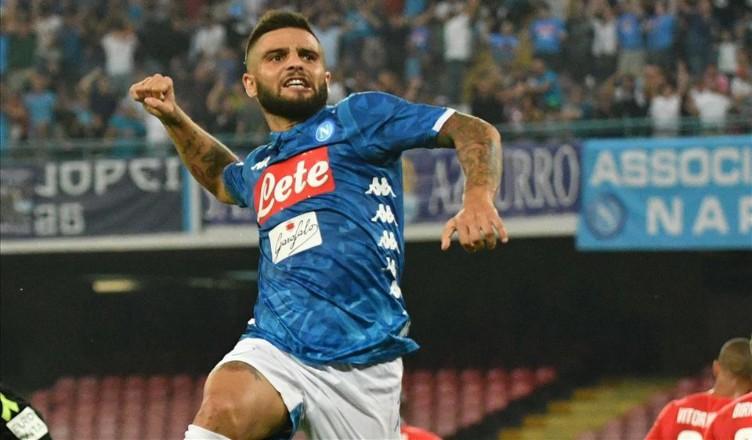 """Insigne a Dazn: """"Abbiamo tante qualità, restiamo concentrati. Ora testa al Parma!"""""""