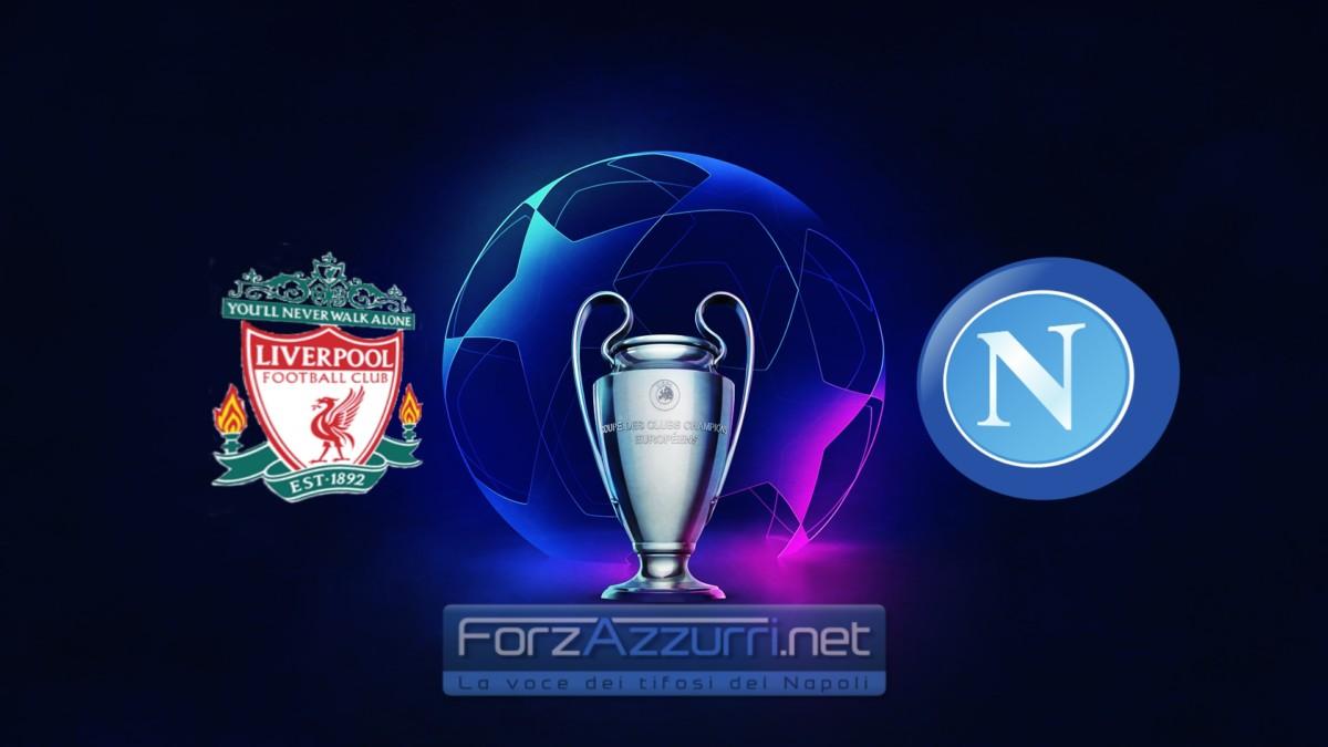 Liverpool-Napoli: ecco chi chi potrà recuperare Ancelotti