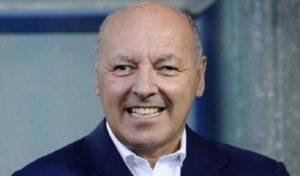 Marotta, al valgio l'ipotesi di lasciare l'Inter. Addio vici