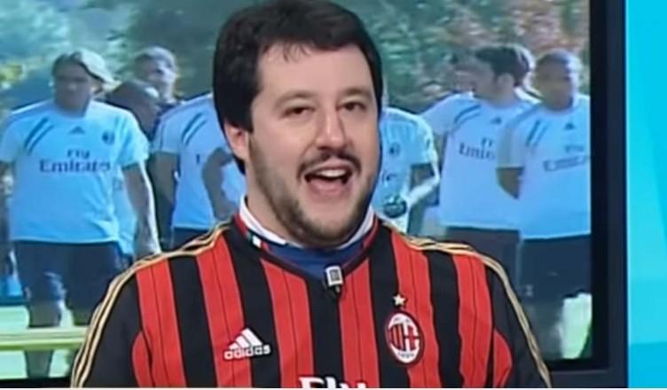 """Salvini durissimo: """"Donnarumma non deve giocare, dopo l'errore nel derby lo manderei nella primavera!"""""""