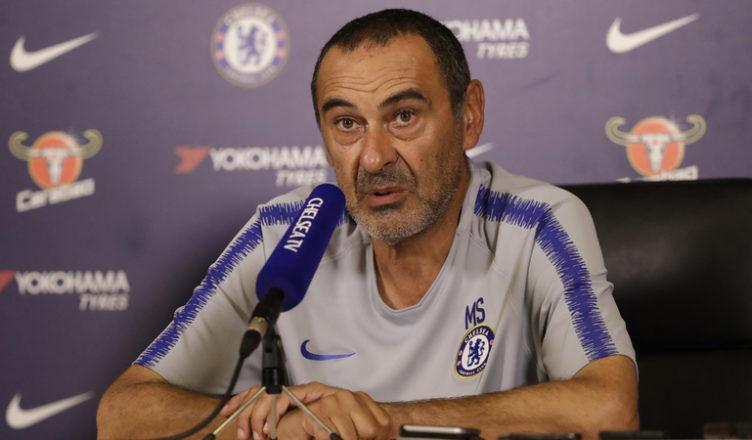 """Chelsea ancora ko, Sarri: """"Ho perso la Serie A con 91 punti, so quanto sia importante non sprecarne altri"""""""