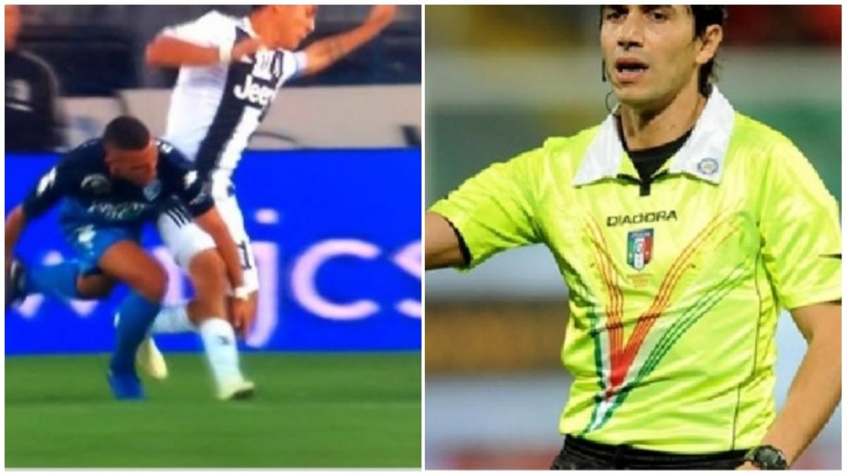 VIDEO – Juve in sofferenza contro l'Empoli sotto di un gol! Ci pensa Calvarese regala il rigore ai bianconeri
