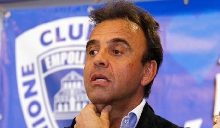 """Empoli, pres. Corsi: """"Dionisi-Napoli? Non sto valutando alternative, voci irrispettose verso Gattuso"""""""
