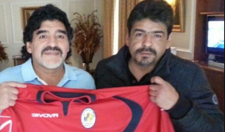 """Hugo Maradona: """"Querela? Ci stavamo pensando, poi ritrattano perchè non hanno coraggio!"""""""
