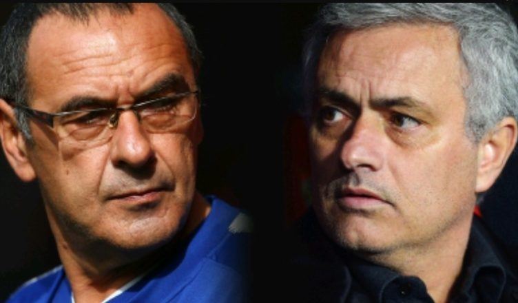 VIDEO - Incredibile! Stamford Bridge succede il finimondo! Rissa Mourinho-staff Sarri. Guardate