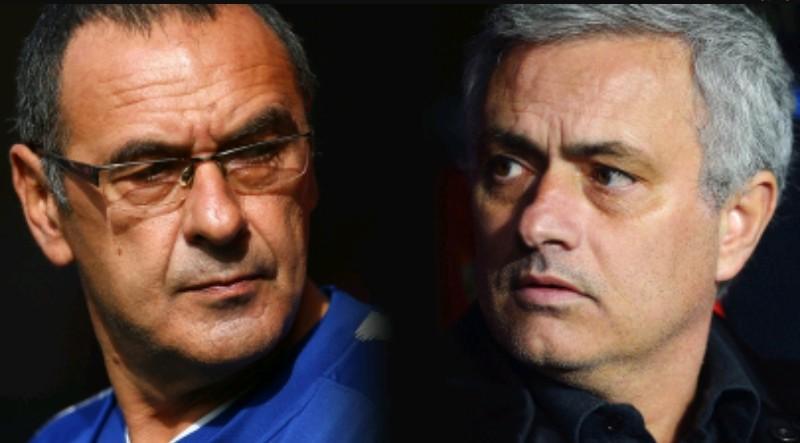 VIDEO – Incredibile! Stamford Bridge succede il finimondo! Rissa Mourinho-staff Sarri. Guardate