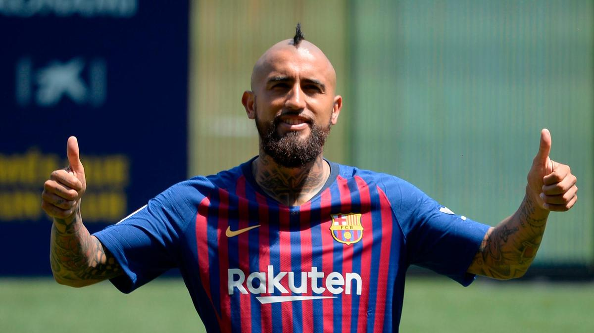 """Barcellona, Vidal sulla Juventus: """"Mi aspettavo arrivassero in finale, mi hanno deluso"""""""