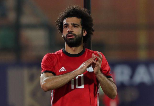 Infortunio Salah – A rischio la gara di Champions contro il
