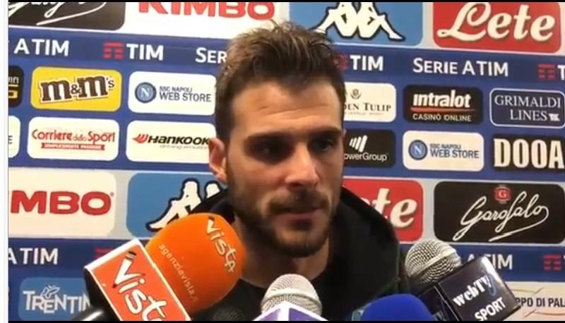 """Karnezis: """"Il ruolo di portiere non è facile, per farlo devi essere pazzo! Meret un grande talento. Champions? Faremo di tutto per passare! Su Ancelotti, lo Scudetto ed il Genia…"""""""