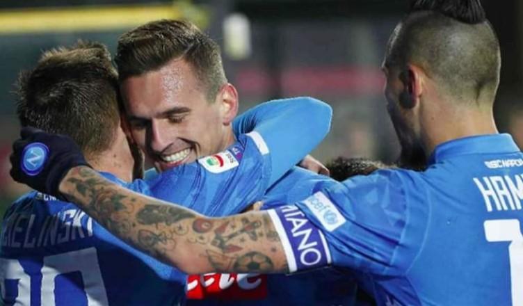 Napoli – Genk  Highlights: Ecco il gol di Arkadiusz Milik