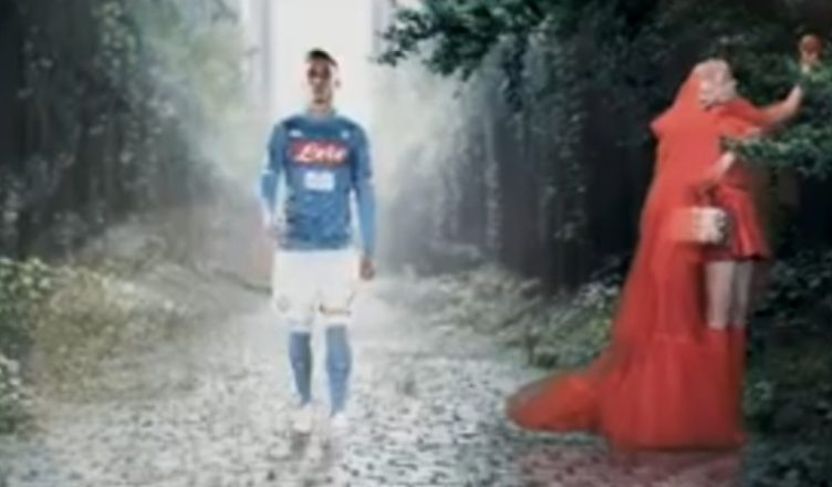 Ssc Napoli Calendario.Video Ssc Napoli Calendario 2019 Videoclip Da Brividi