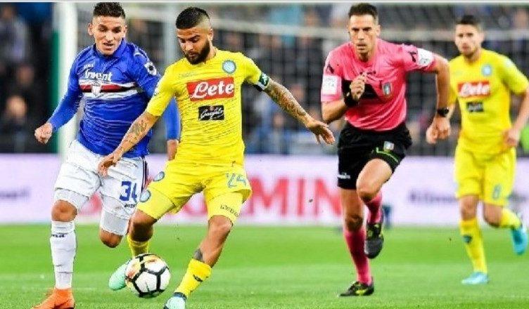 Gavillucci, dalla Serie A agli Allievi: l'arbitro che sospese Sampdoria-Napoli