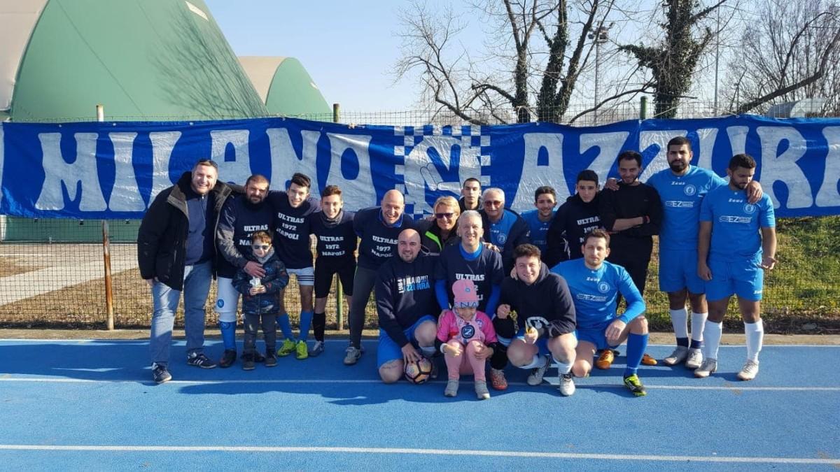 """CLUB NAPOLI – Milano Azzurra: """"Aiutiamo il piccolo Mauro donando qualsiasi somma!"""""""