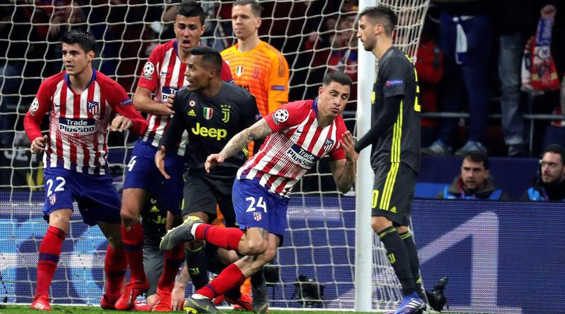 L'Atletico Madrid acciuffa la Juventus nel finale, il risult