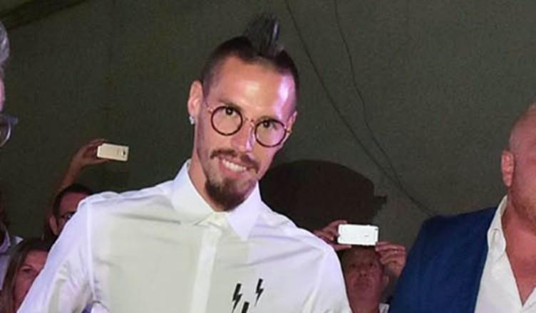 """Hamsik: """"Giusta la rabbia di Ancelotti. Ho visto un grande Napoli…"""""""