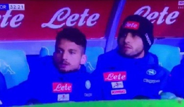 VIDEO - Napoli-Torino, Milik lascia sfuggire un gol già fatto: il labiale sconcertato di Mertens