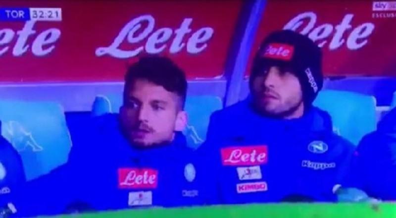 VIDEO – Napoli-Torino, Milik lascia sfuggire un gol già fatto: il labiale sconcertato di Mertens