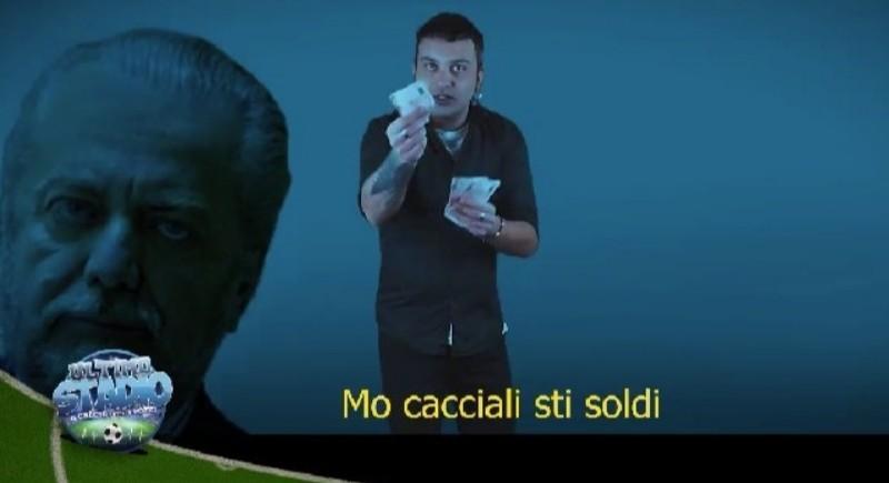 VIDEO – Ultimo Stadio, esilarente parodia 'Soldi' di Mahmood dedicata al Napoli di ADL