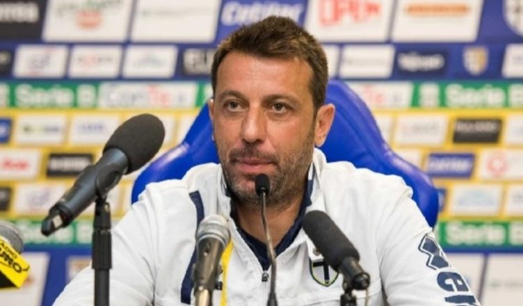 D'Aversa tecnico Parma