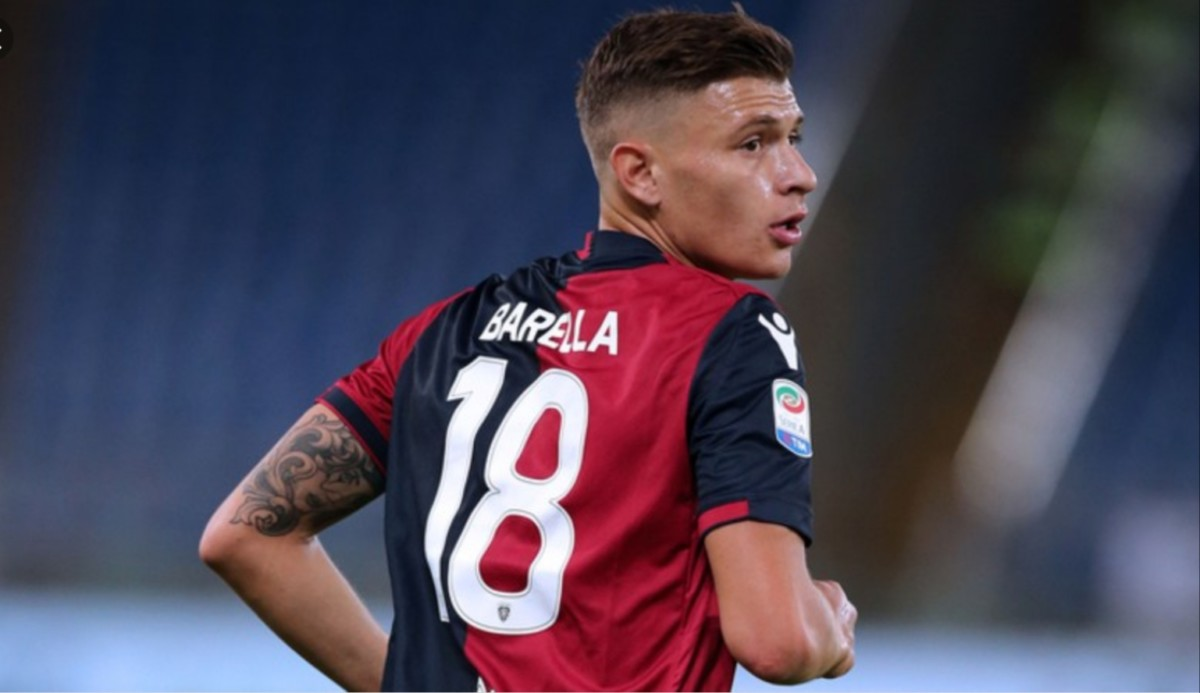 Sportitalia – Barella lascerà il Cagliari: per il Napoli l'affare è legato ad Allan