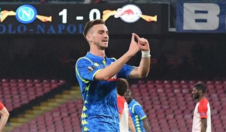Mercato Napoli Fabian Ruiz
